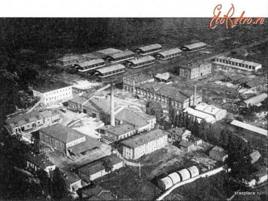 советско-германская танковая школа КАМА в Казани