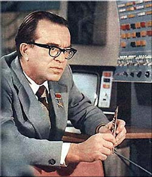 академик Виктор Глушков
