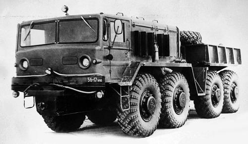 Боевые Машины Мира №6 - Автомобиль МАЗ-535А (СССР, 1960)
