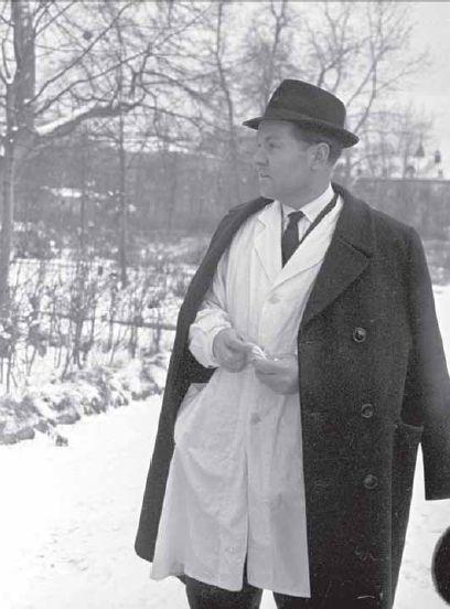 Владимир Демихов, 1965 г.