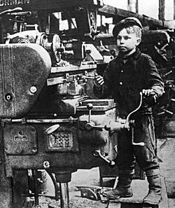 1943 год пермь 12 летний фрезеровщик