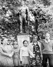 Памятник Николаю Сиротинину