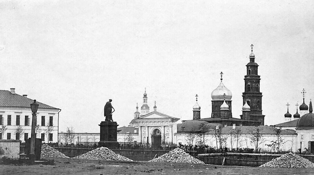 фотографии старого симбирска первую зиму
